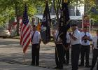 American Legion Post 159 members presented the colors at the start of the 2021 Red Lake County Fair.