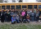 This is the group that attended the 2017 Regional Envirothon. See who's who in the story.