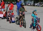 The Kiddie Parade was a big hit at Plummer's 4th of July Celebration.