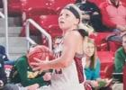 Win-E-Mac graduate, Madison McKeever who is a freshman at USD.