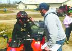 The Fourtown/Grygla Sportsman's Club held their yearly ATV Safety Training last Saturday morning with over 20 kids participating and getting certified to drive. Photos by Grygla Eagle Newspaper