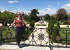 Megan Thompson recently visited Portugal and Spain. She is pictured in Buen Retiro Park in Madrid. Photos courtesy of Megan Thompson